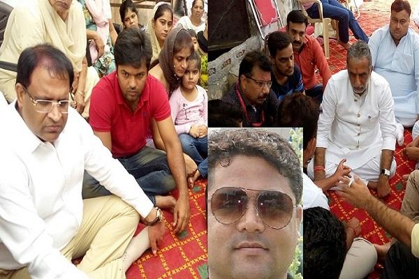 journalist-sachin-khera-death-in-fortis-hospital-vipul-goel-and-kp-gurjar-will-help