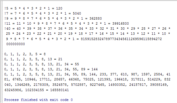 write a program to print fibonacci series in php