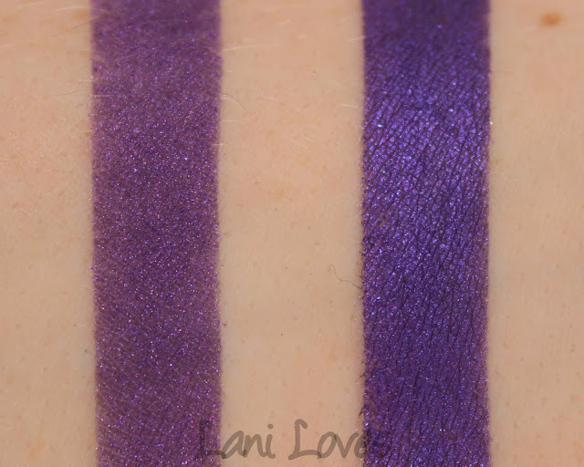 Darling Girl Eyeshadow - Ferocious Swatches & Review
