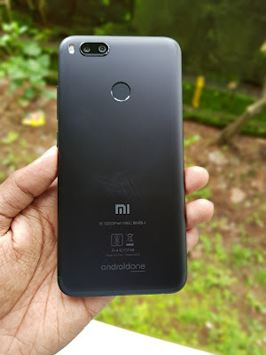 Xiaomi Mi A1 : Fingerprint Scanner Setup, App Lock/Unlock & Charging Time