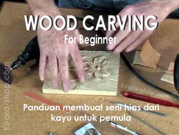 Beginner Wood Carving