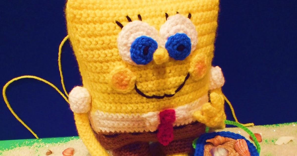Free Crochet Spongebob Square Pants Pattern