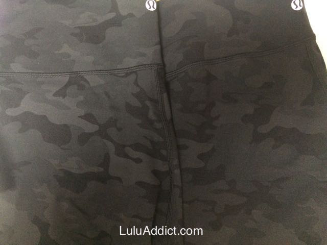 lululemon black camo