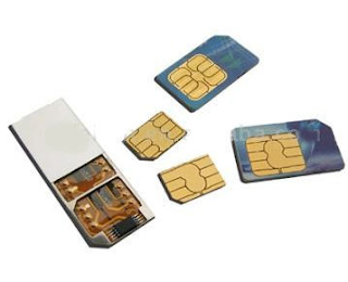 Nokia Dual SIM Card