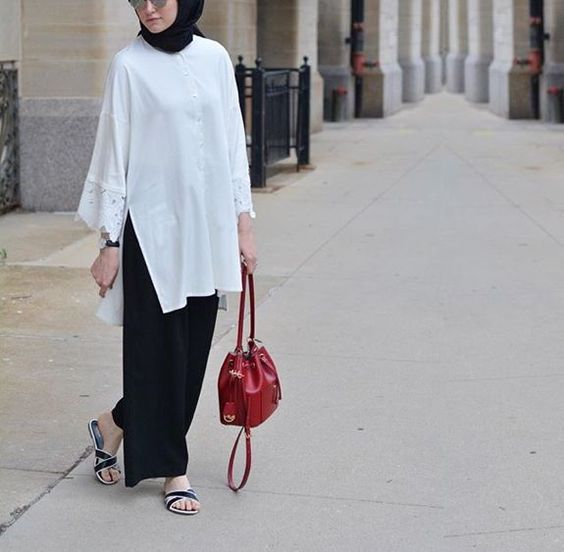 Best Looking Hijab Outfits For Summer 2018/2019