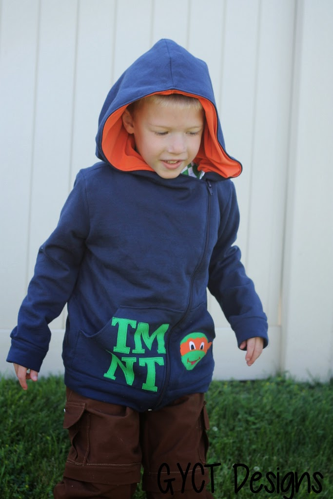 TMNT Boy Bundle Up by GYCT
