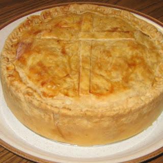 Italian Easter Pie (Pizza Chena)
