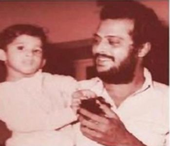 Prabhas Childhood Photo 1