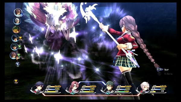 Eiyuu Densetsu Sen no Kiseki 2 (JPN) PS3 ISO Screenshots #2