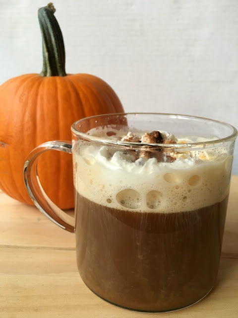 I also have an easy Pumpkin Pie Dessert Coffee Recipe for you that your guests will love! What is better than coffee and pumpkin pie wrapped up into one easy drink?!