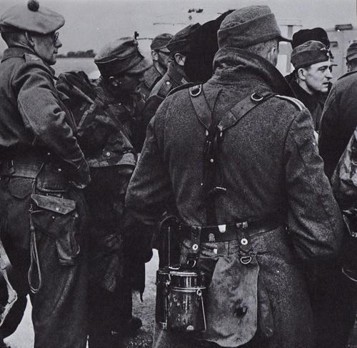 Sikap Ksatria Dan Perbuatan Baik Dalam Perang Dunia II