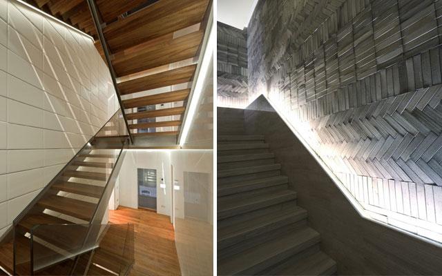 Marzua ideas para decorar escaleras con luz - Escaleras de duplex ...