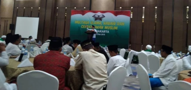 Habib Se-Jakarta Ajak Warga Ikhlas Terima Real Count KPU