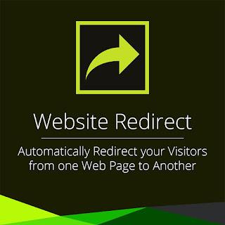Cách redirect trang web
