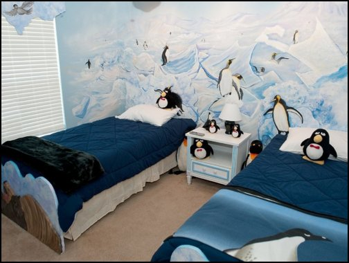 Decorating theme bedrooms maries manor january 2011 - Winter bedroom decor ...