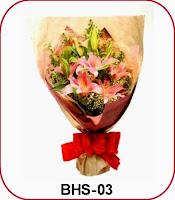 bunga selamat ulang tahun