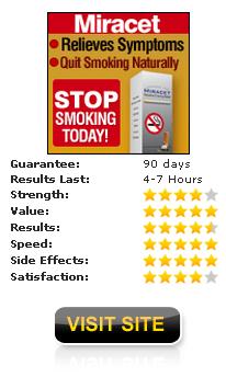 Miracet Stop Smoking Aid Reviews