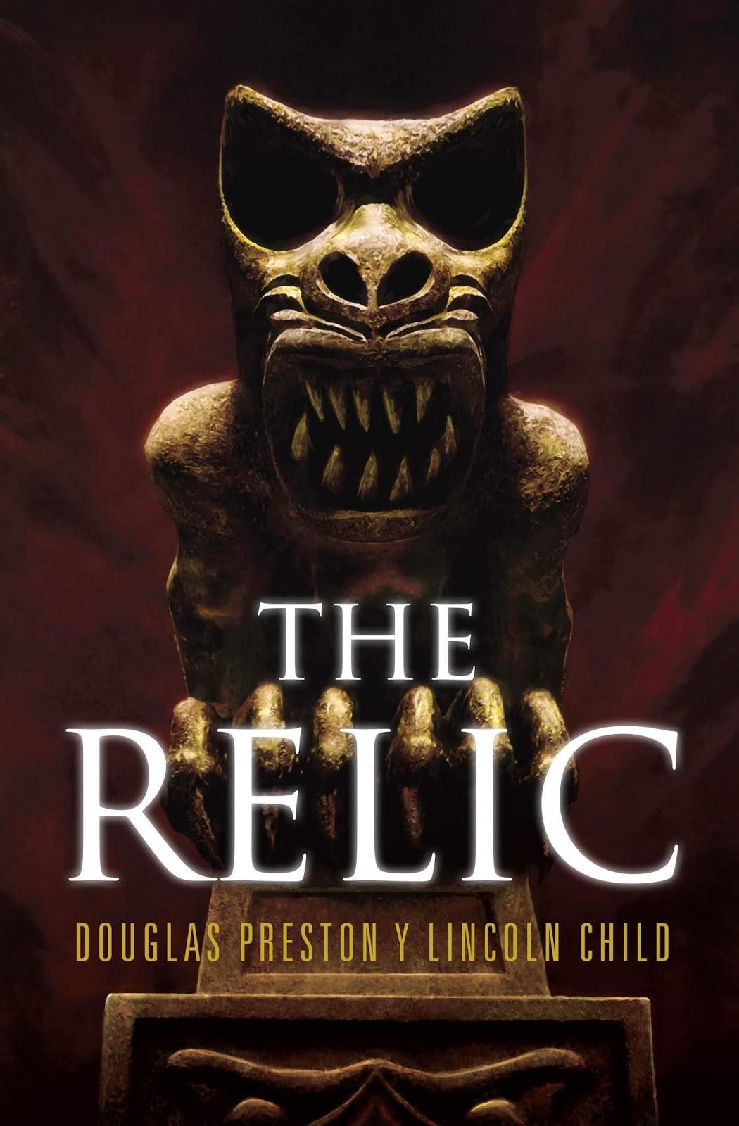 La Estanteria de los Libros: Reseña: The Relic (El Idolo
