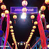 Beautiful Chinese New Year Decorations @ Jambatan Pasar Melaka