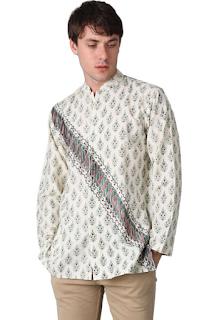 Model Baju Batik Koko
