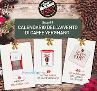 Logo Calendario dell'Avvento Caffé Vergnano