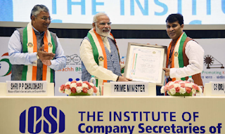 pm-addresses-company-secretaries-at-icsi-paramnews