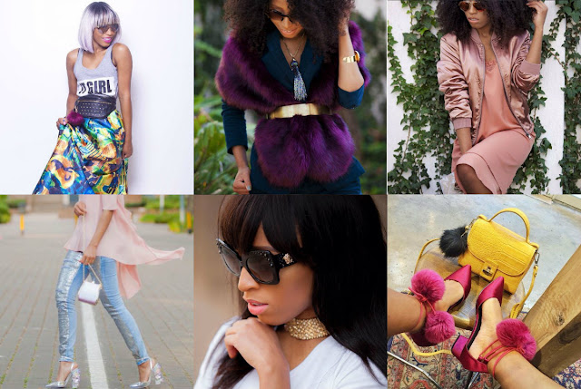6 South African Fashionistas to Follow on Instagram || Palesa Mahlaba || Jane Wonder