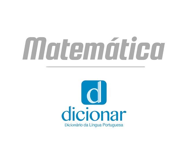 Significado de Matemática