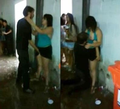 Se Pegando na Festa da Favela
