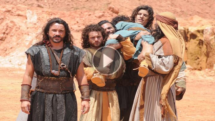 Assistir José do Egito Online 20/01/2016 Capítulo 8