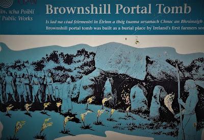 Portal Dolmen,Brownshill