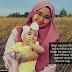 'Anak saya 24 jam nak berdukung'