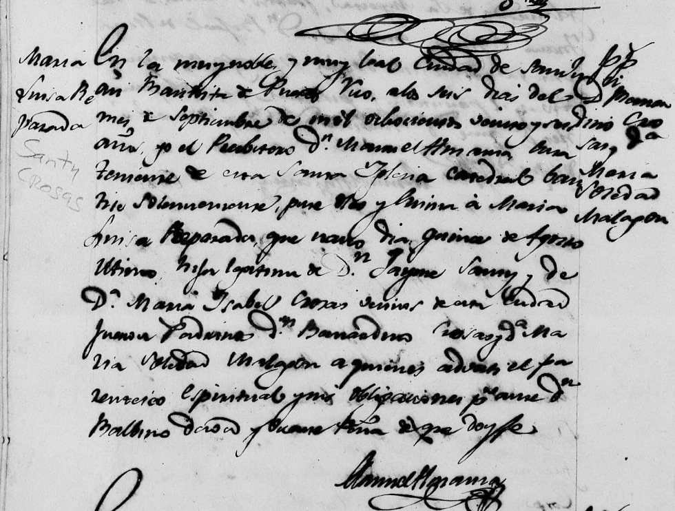 Genealogy's Star: The Almost Lost Art of Handwriting