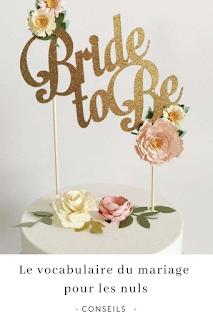 le vocabulaire du mariage expliqué aux futures mariées blog mariage unjourmonprinceviendra26.com