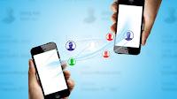 Salvare contatti iPhone in Google / Gmail