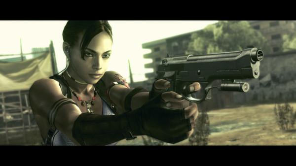 Resident Evil 5 Free Full Setup