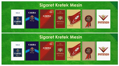 Sigaret Kretek Mesin jenis rokok - berbagaireviews.com