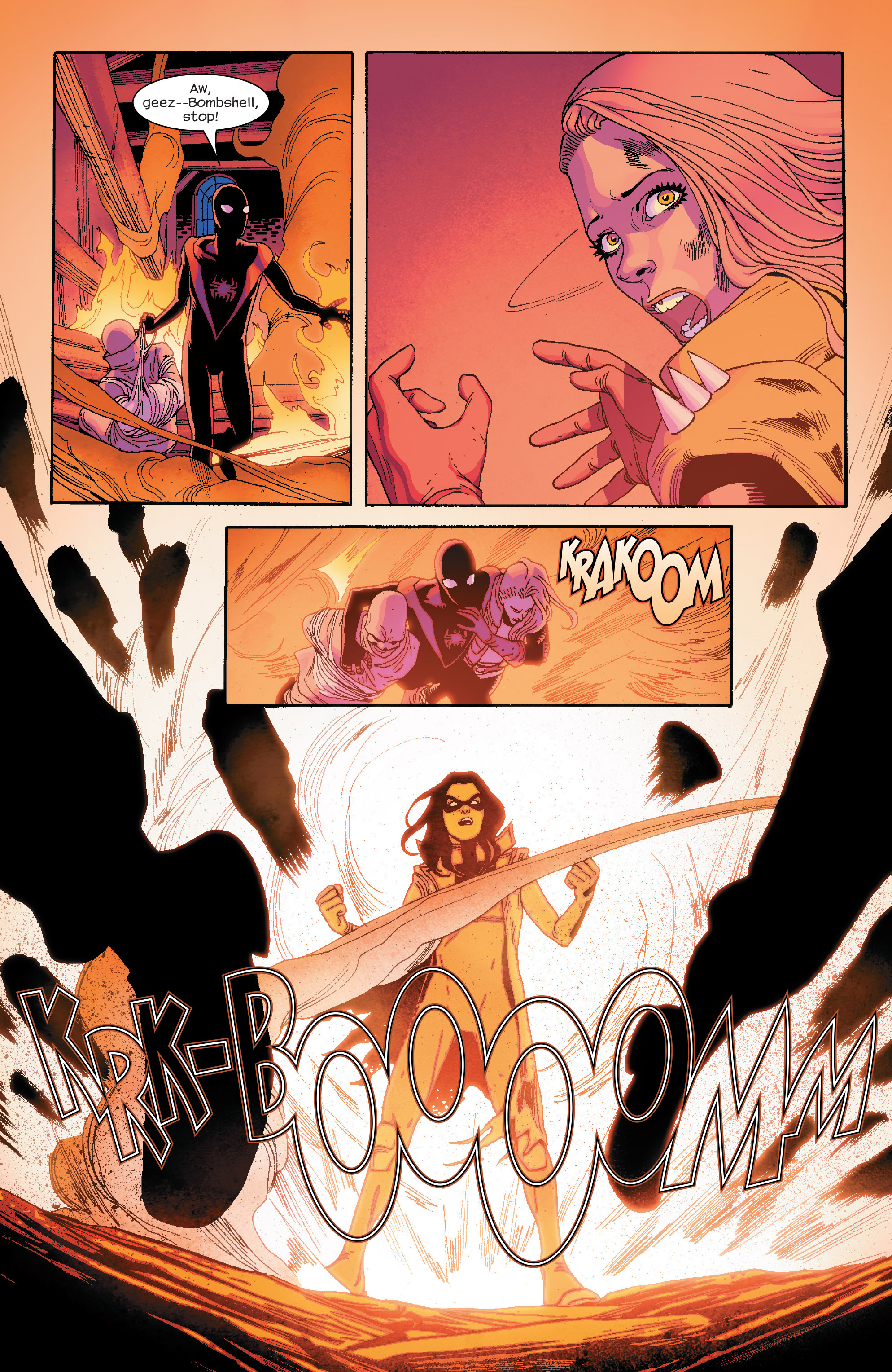 Read online All-New Ultimates comic -  Issue #6 - 17