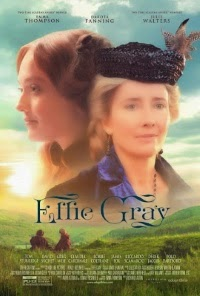 Effie gray der Film