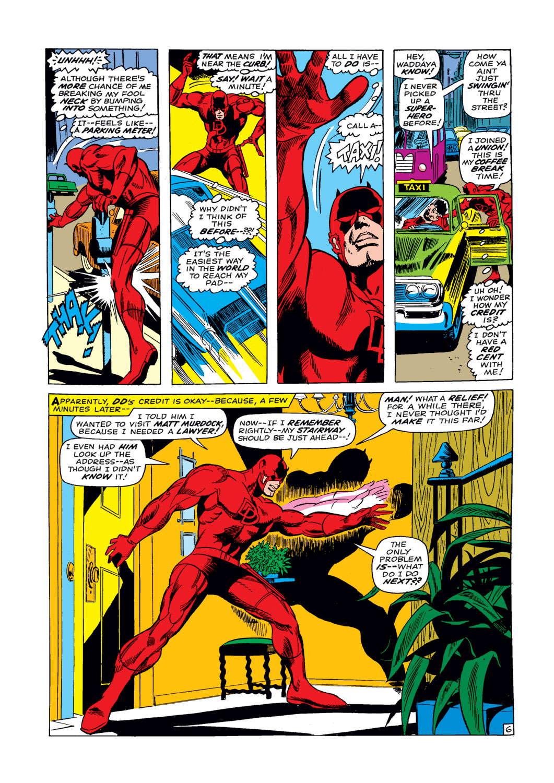 Daredevil (1964) 31 Page 6