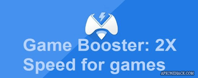 Game Booster: 2X Gaming Speed