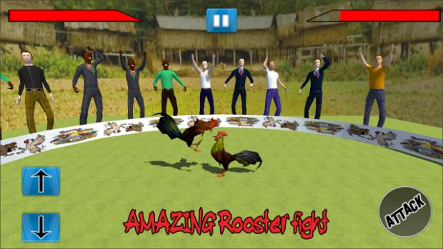 Farm Deadly Rooster Mod Apk Screenshot 2