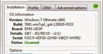 Mydigitallife windows 7 activator