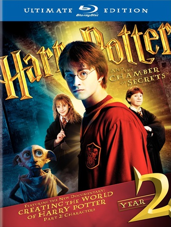 Harry Potter And The Chamber Of Secrets 2002 Dual Audio Hindi 480p BluRay  – 450mb