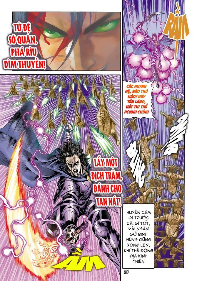 Đại Đường Uy Long chapter 53 trang 32