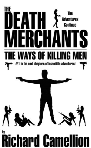 The Death Merchants #1