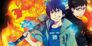 Ao no Exorcist Season 2 (Episode 01 – 12) Subtitle Indonesia