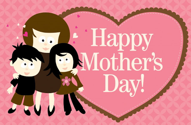 Hari ibu dan Mother's day