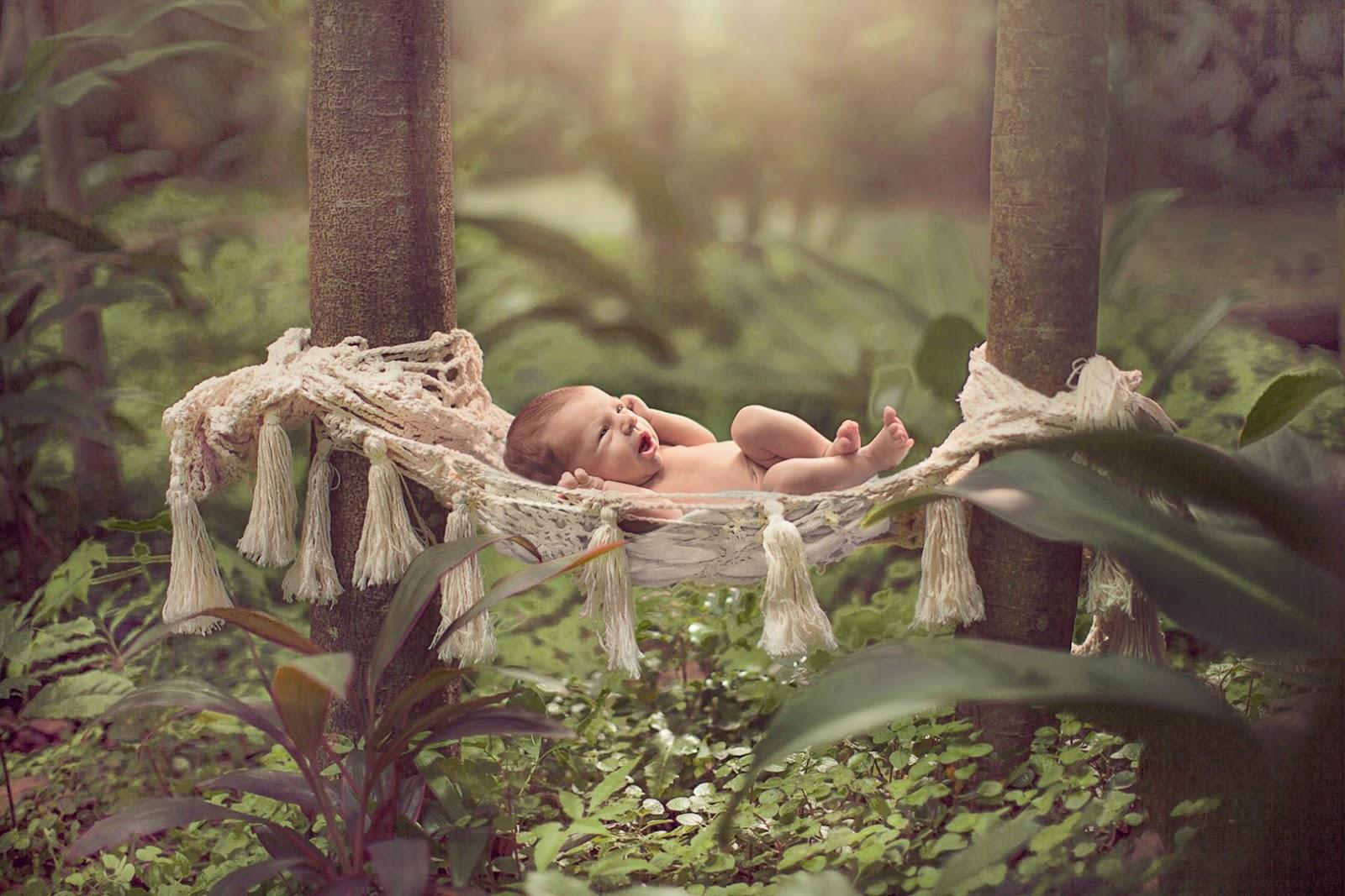 Untuk Lebih Unik Dan Mempunyai Nilai Seni Fotolah Anak Anda Dengan Latar Yang Cantik Menarik Bisa Memanfaatkan Alam Sekitar