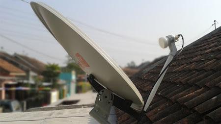 Satelit Ku Band Yang Mudah di Lock Baem Indonesia